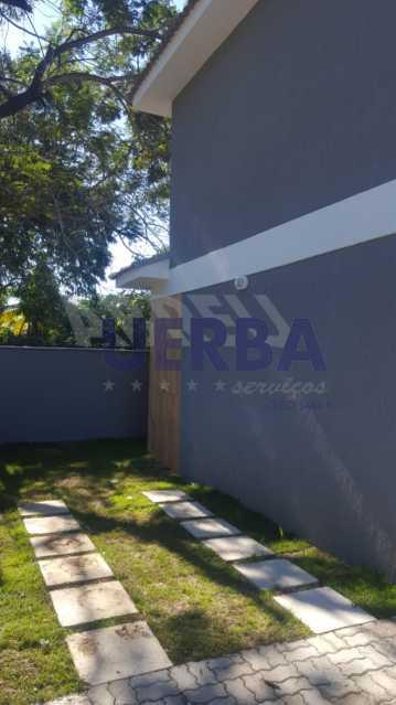 3 - Casa 2 quartos à venda Maricá,RJ - R$ 250.000 - CECA20622 - 4