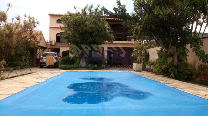 1 - Casa 4 quartos à venda Maricá,RJ - R$ 950.000 - CECA40085 - 1