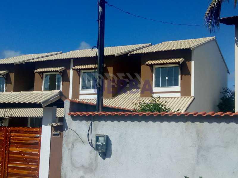 1 - Casa 2 quartos à venda Maricá,RJ - R$ 265.000 - CECA20648 - 4