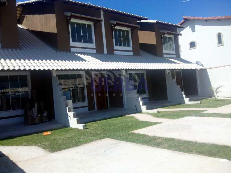 2 - Casa 2 quartos à venda Maricá,RJ - R$ 265.000 - CECA20648 - 1