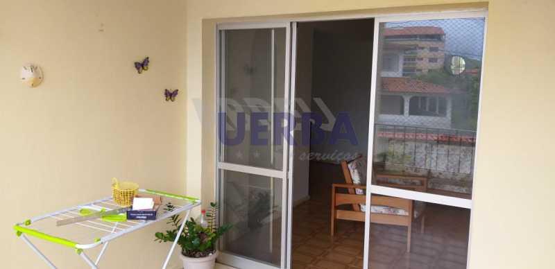 6 - Casa 1 quarto à venda Maricá,RJ - R$ 220.000 - CECA10063 - 7