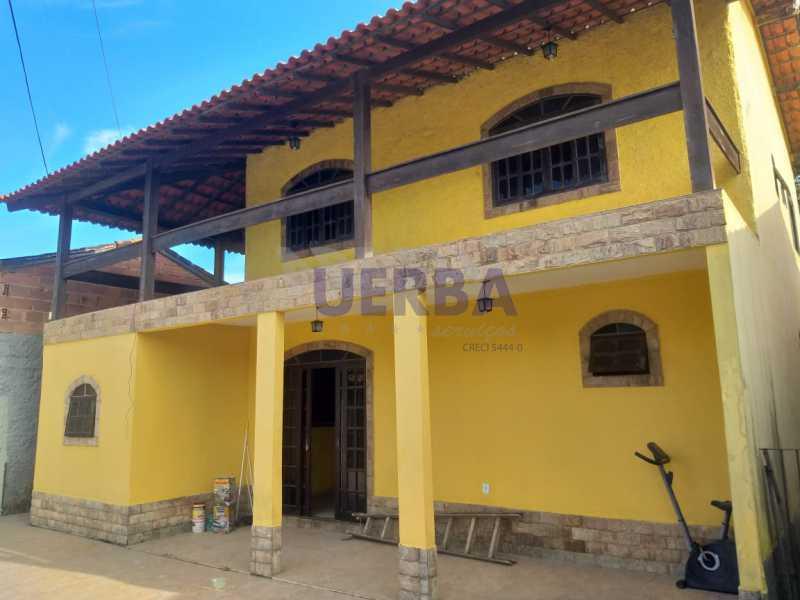 1 - Casa 3 quartos à venda Maricá,RJ INOÃ,INOÃ - R$ 280.000 - CECA30453 - 1