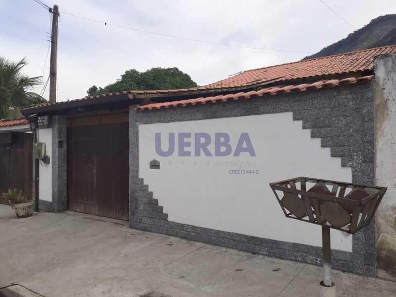 1 - Casa 2 quartos à venda Maricá,RJ - R$ 320.000 - CECA20667 - 1