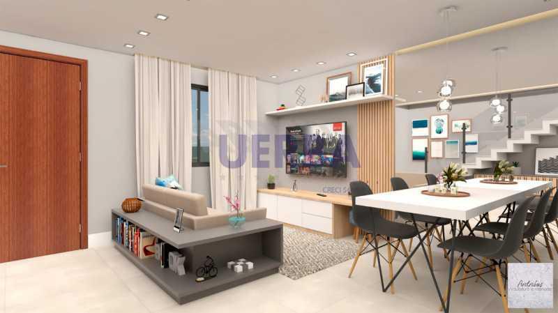 WhatsApp Image 2021-01-26 at 1 - Casa 2 quartos à venda Maricá,RJ - R$ 280.000 - CECA20732 - 6