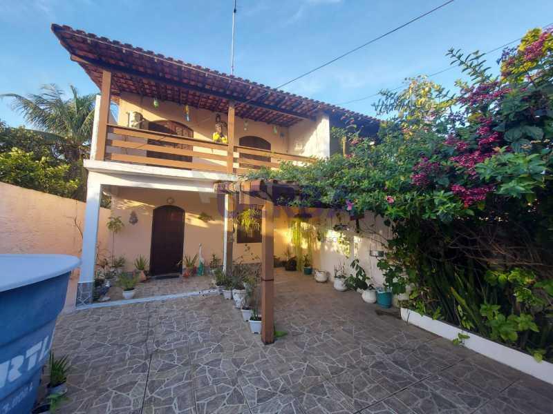 WhatsApp Image 2021-08-02 at 1 - Casa 3 quartos à venda Maricá,RJ - R$ 350.000 - CECA30493 - 1