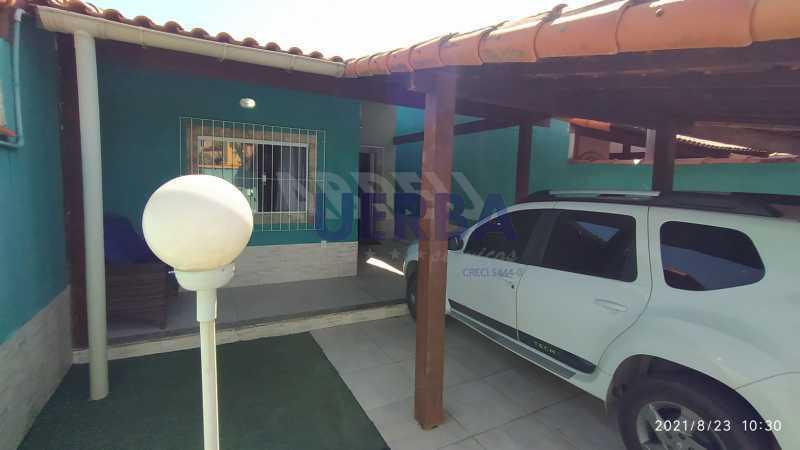 WhatsApp Image 2021-08-24 at 1 - Casa 2 quartos à venda Maricá,RJ - R$ 350.000 - CECA20780 - 1