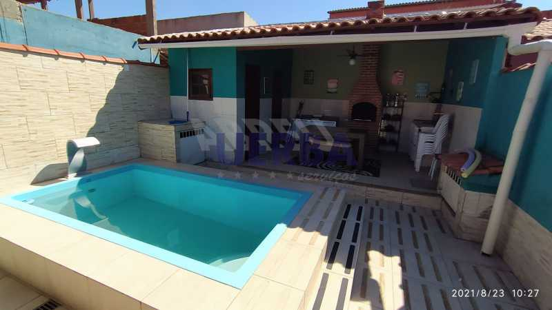 WhatsApp Image 2021-08-24 at 1 - Casa 2 quartos à venda Maricá,RJ - R$ 350.000 - CECA20780 - 8