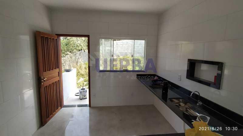 Cozinha 2 - Casa 2 quartos à venda Maricá,RJ - R$ 285.000 - CECA20781 - 7