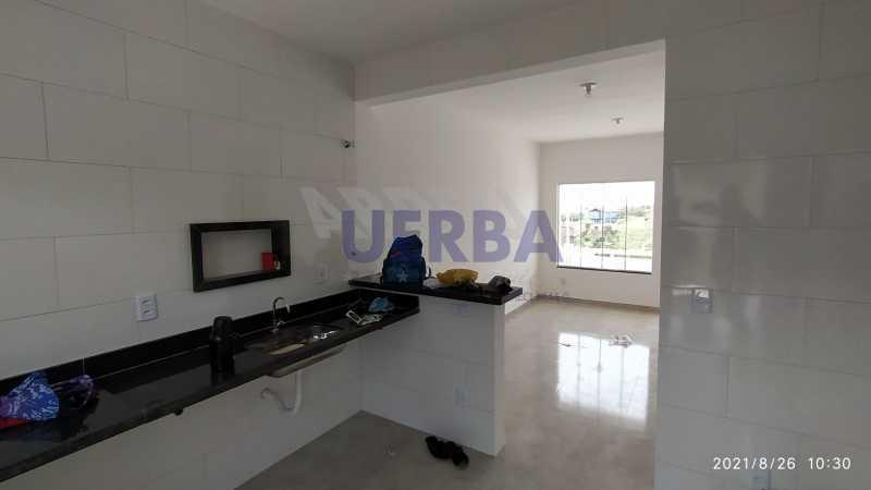 Cozinha - Casa 2 quartos à venda Maricá,RJ - R$ 285.000 - CECA20781 - 6