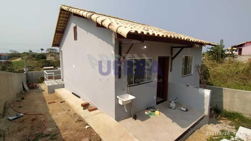 Área de serviço 2 - Casa 2 quartos à venda Maricá,RJ - R$ 285.000 - CECA20781 - 13