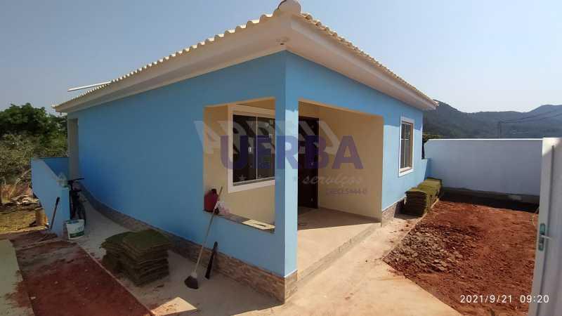 WhatsApp Image 2021-09-21 at 0 - Casa 2 quartos à venda Maricá,RJ - R$ 270.000 - CECA20782 - 1