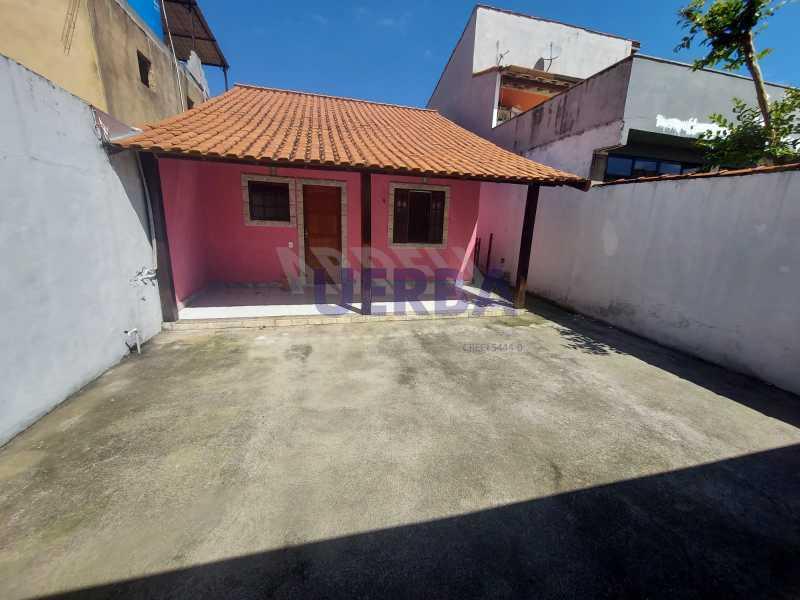 VARANDA ATRÁS - Casa 2 quartos para alugar Maricá,RJ - R$ 1.700 - CECA20796 - 10