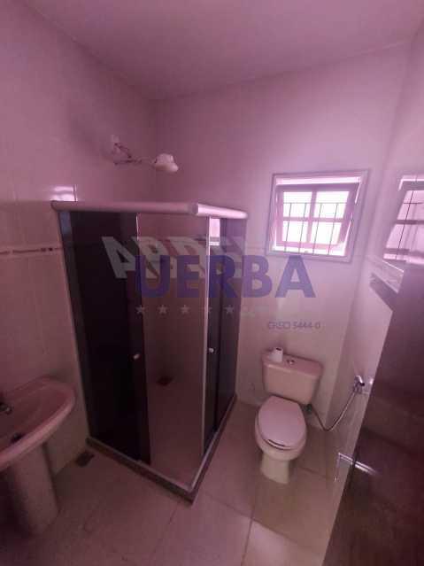 BANHEIRO SOCIAL - Casa 2 quartos para alugar Maricá,RJ - R$ 1.700 - CECA20796 - 7