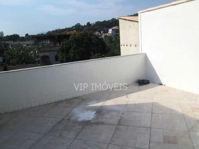 14 - Casa 4 quartos à venda Campo Grande, Rio de Janeiro - R$ 420.000 - CGCA40039 - 17