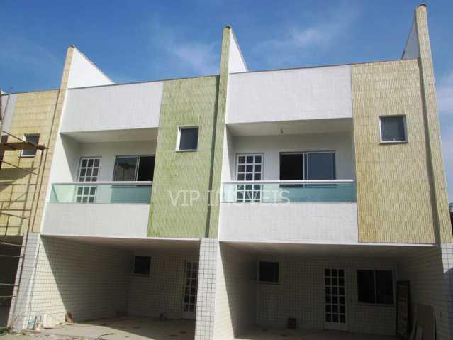 1 - Casa 4 quartos à venda Campo Grande, Rio de Janeiro - R$ 420.000 - CGCA40040 - 3