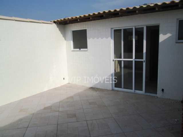 13 - Casa 4 quartos à venda Campo Grande, Rio de Janeiro - R$ 420.000 - CGCA40040 - 1