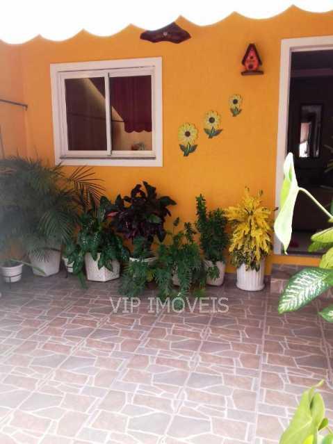 1 3 - Casa À VENDA, Campo Grande, Rio de Janeiro, RJ - CGCA20472 - 3