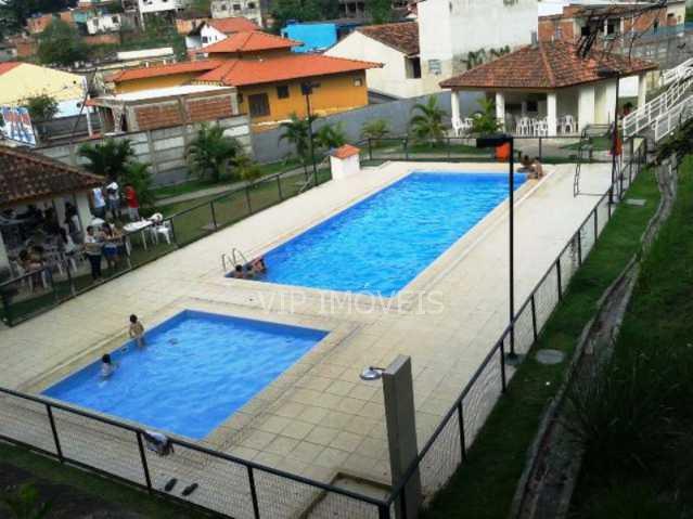 1 - Apartamento À VENDA, Campo Grande, Rio de Janeiro, RJ - CGAP20273 - 1