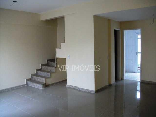 1 - Casa Campo Grande, Rio de Janeiro, RJ À Venda, 3 Quartos, 92m² - CGCA30257 - 3