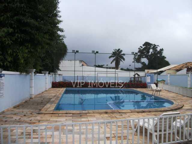 14 - Casa Campo Grande, Rio de Janeiro, RJ À Venda, 3 Quartos, 92m² - CGCA30257 - 1
