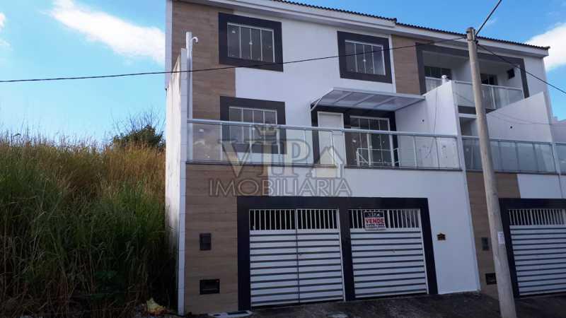 1 - Casa À VENDA, Campo Grande, Rio de Janeiro, RJ - CGCA30270 - 1