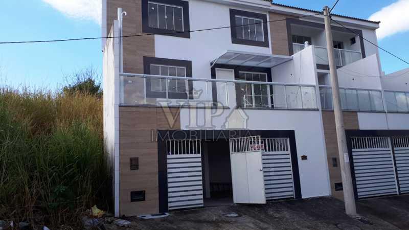 2 - Casa À VENDA, Campo Grande, Rio de Janeiro, RJ - CGCA30270 - 3