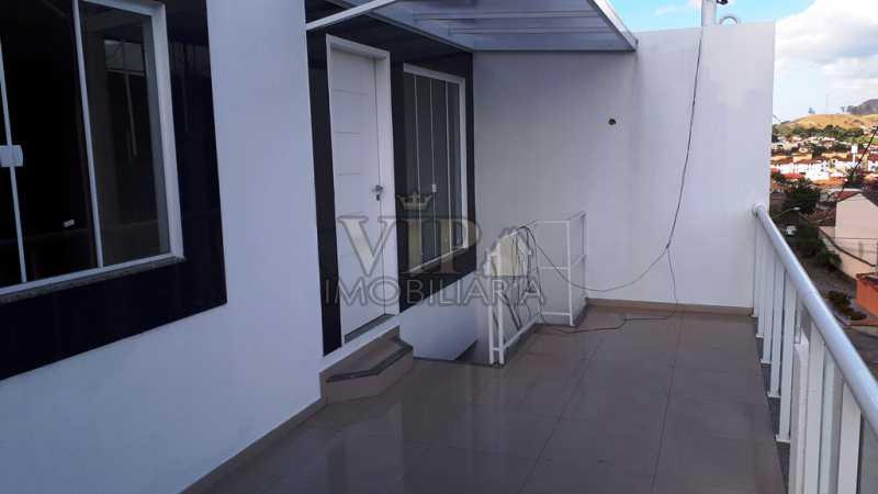 6 - Casa À VENDA, Campo Grande, Rio de Janeiro, RJ - CGCA30270 - 7