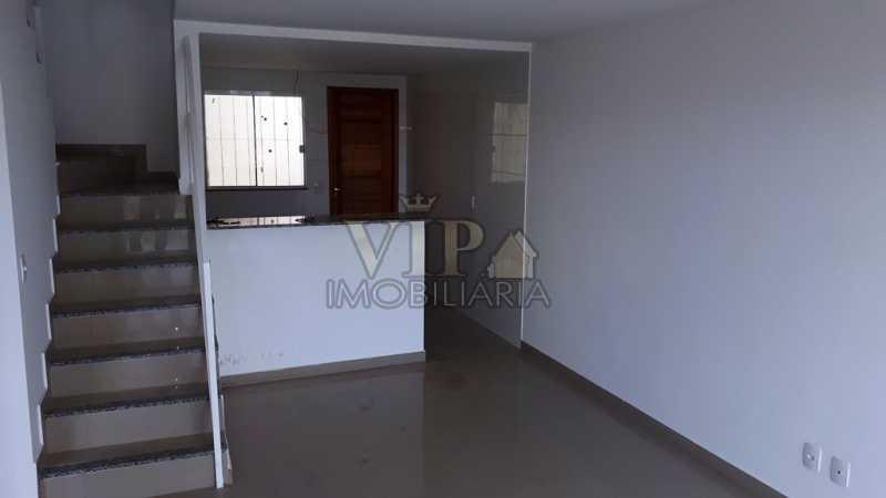 8 - Casa À VENDA, Campo Grande, Rio de Janeiro, RJ - CGCA30270 - 9