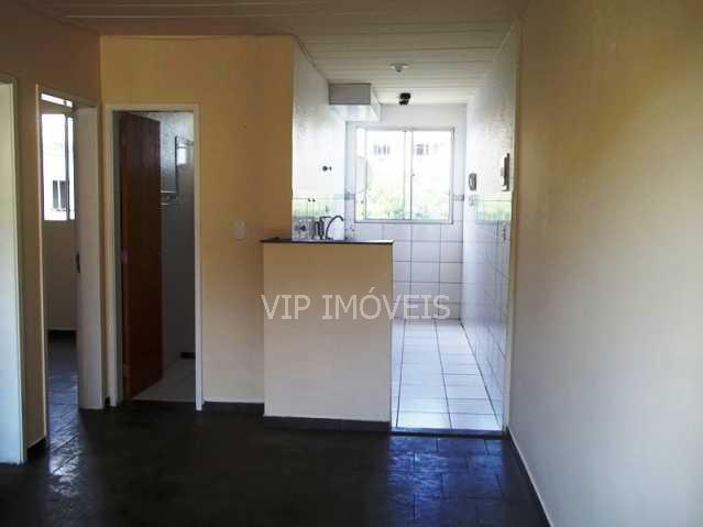 2 - Apartamento À Venda - Inhoaíba - Rio de Janeiro - RJ - CGAP20300 - 3