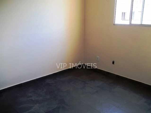 3 - Apartamento À Venda - Inhoaíba - Rio de Janeiro - RJ - CGAP20300 - 4