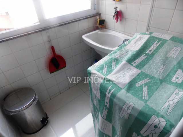 17 - Apartamento 4 quartos à venda Campo Grande, Rio de Janeiro - R$ 615.000 - CGAP40004 - 20