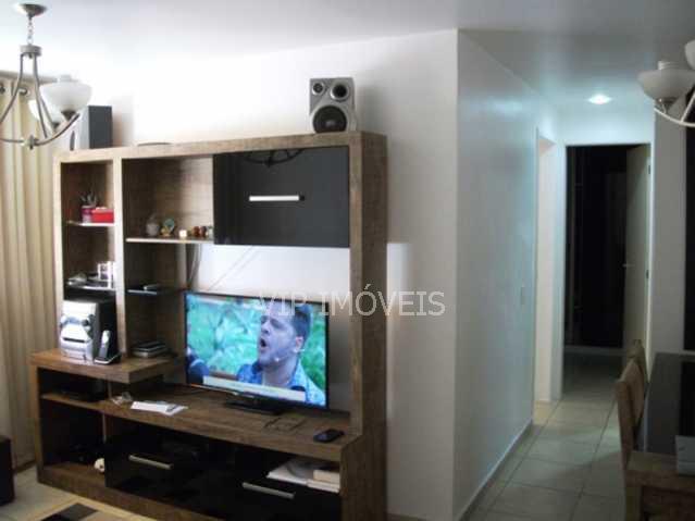 1 - Apartamento À Venda - Inhoaíba - Rio de Janeiro - RJ - CGAP20339 - 1