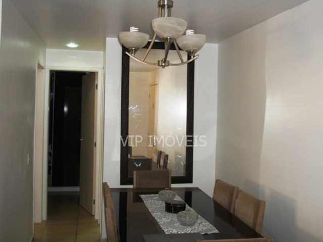 2 - Apartamento À Venda - Inhoaíba - Rio de Janeiro - RJ - CGAP20339 - 4