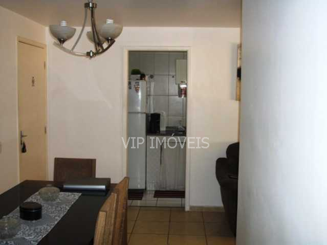 4 - Apartamento À Venda - Inhoaíba - Rio de Janeiro - RJ - CGAP20339 - 5