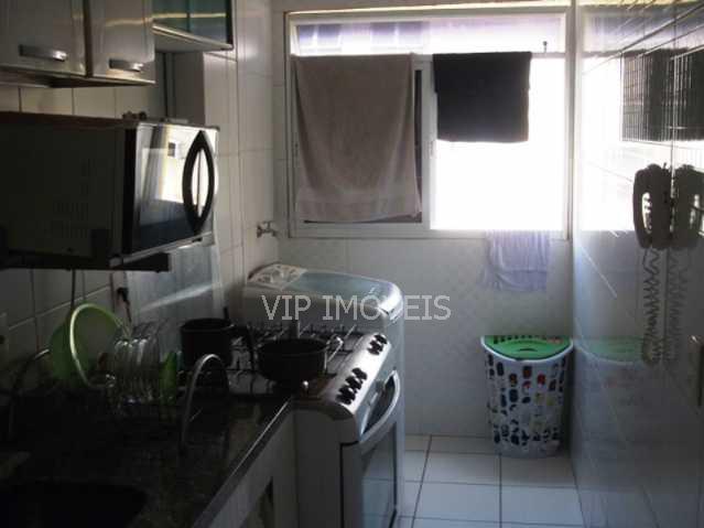 9 - Apartamento À Venda - Inhoaíba - Rio de Janeiro - RJ - CGAP20339 - 10