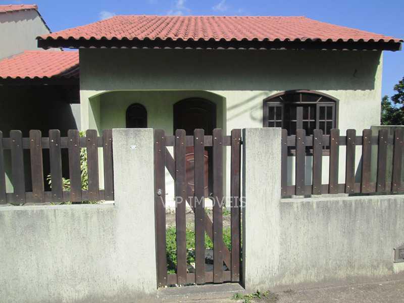1 - Casa 2 quartos à venda Campo Grande, Rio de Janeiro - R$ 360.000 - CGCA20644 - 1