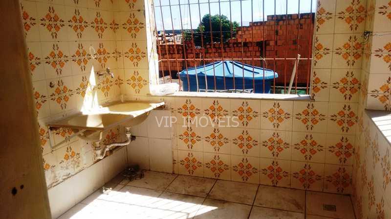 14 - Casa 4 quartos à venda Realengo, Rio de Janeiro - R$ 260.000 - CGCA40079 - 16