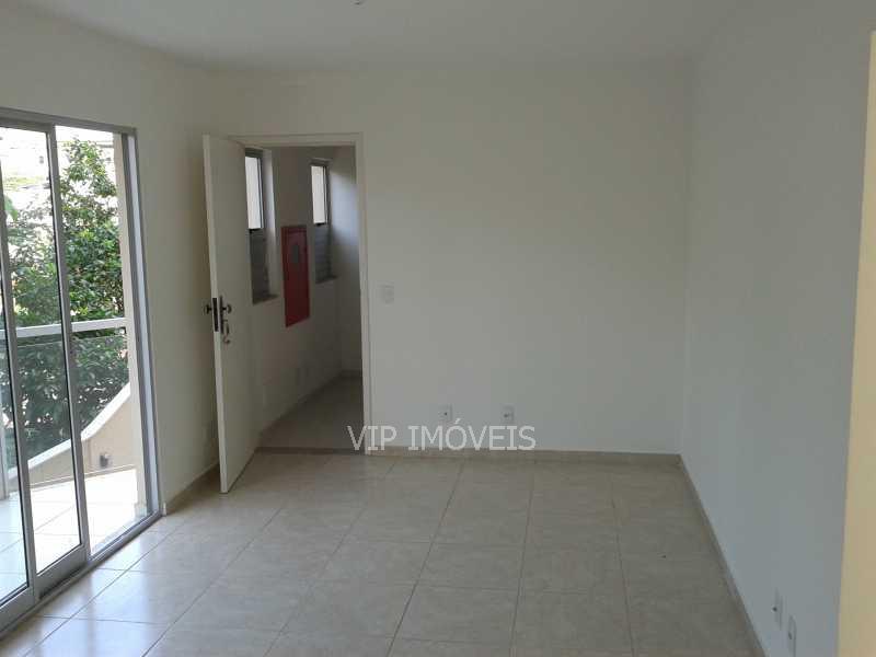 20160509_103529 - Apartamento 2 quartos à venda Inhoaíba, Rio de Janeiro - R$ 220.000 - CGAP20357 - 3
