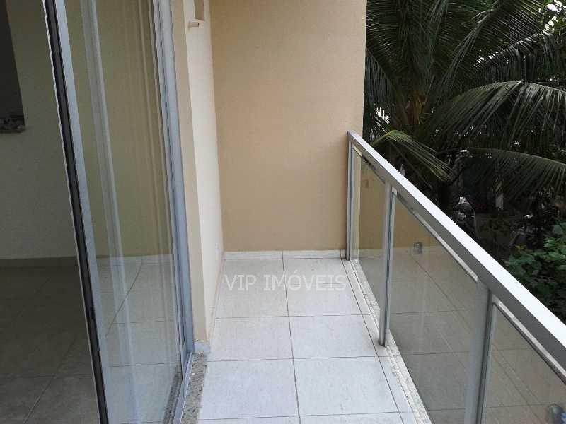 2 - Apartamento À VENDA, Inhoaíba, Rio de Janeiro, RJ - CGAP20360 - 3