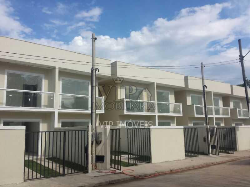 1 - Casa 2 quartos à venda Cosmos, Rio de Janeiro - R$ 185.000 - CGCA20665 - 1