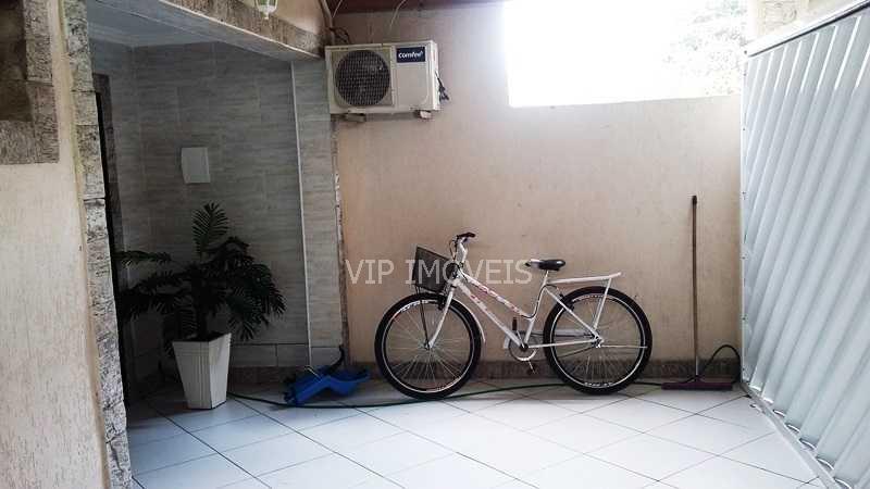 13 - Casa 2 quartos À venda Bangu, Rio de Janeiro - R$ 260.000 - CGCA20677 - 14