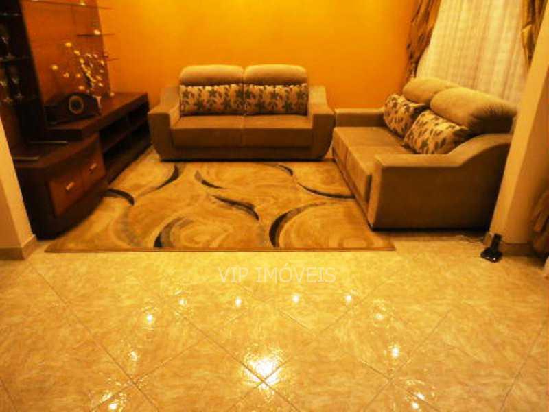 1 - Casa 3 quartos à venda Campo Grande, Rio de Janeiro - R$ 450.000 - CGCA30322 - 1