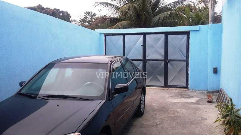 11 - Casa à venda Estrada da Pedra,Santa Cruz, Rio de Janeiro - R$ 130.000 - CGCA10023 - 12