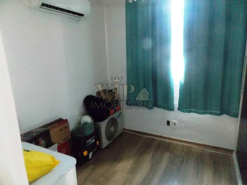 7 - Apartamento à venda Estrada do Mendanha,Campo Grande, Rio de Janeiro - R$ 135.000 - CGAP20393 - 8