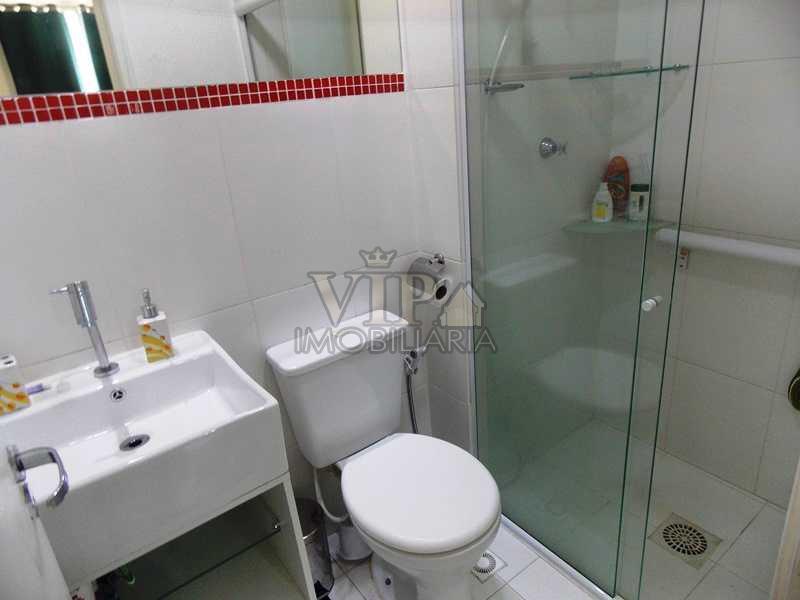 13 - Apartamento à venda Estrada do Mendanha,Campo Grande, Rio de Janeiro - R$ 135.000 - CGAP20393 - 14