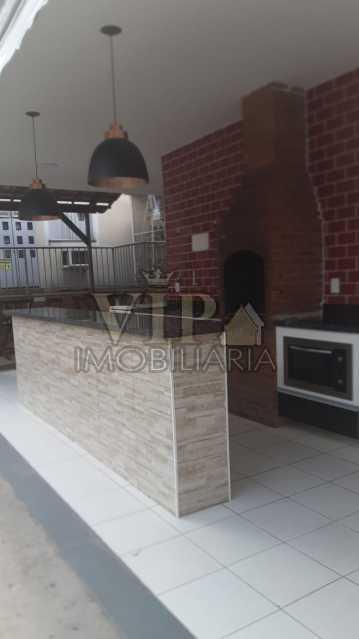 IMG-20200608-WA0005 - Apartamento à venda Estrada do Mendanha,Campo Grande, Rio de Janeiro - R$ 135.000 - CGAP20393 - 18