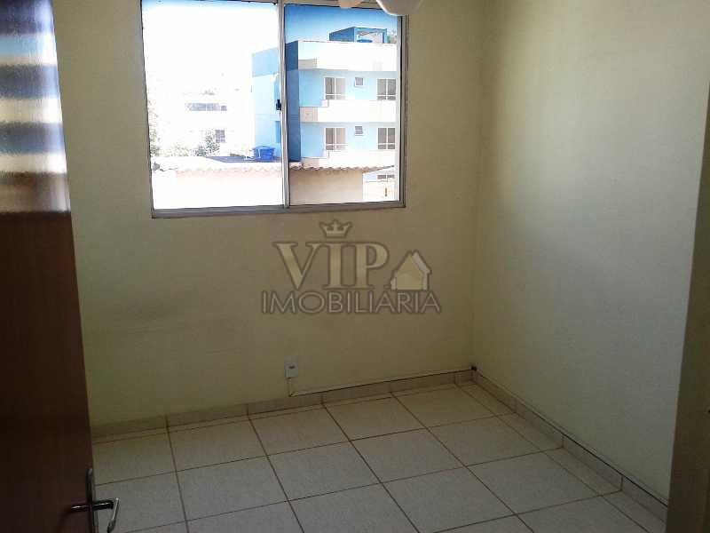 5 - Apartamento 2 quartos à venda Santíssimo, Rio de Janeiro - R$ 142.000 - CGAP20394 - 4