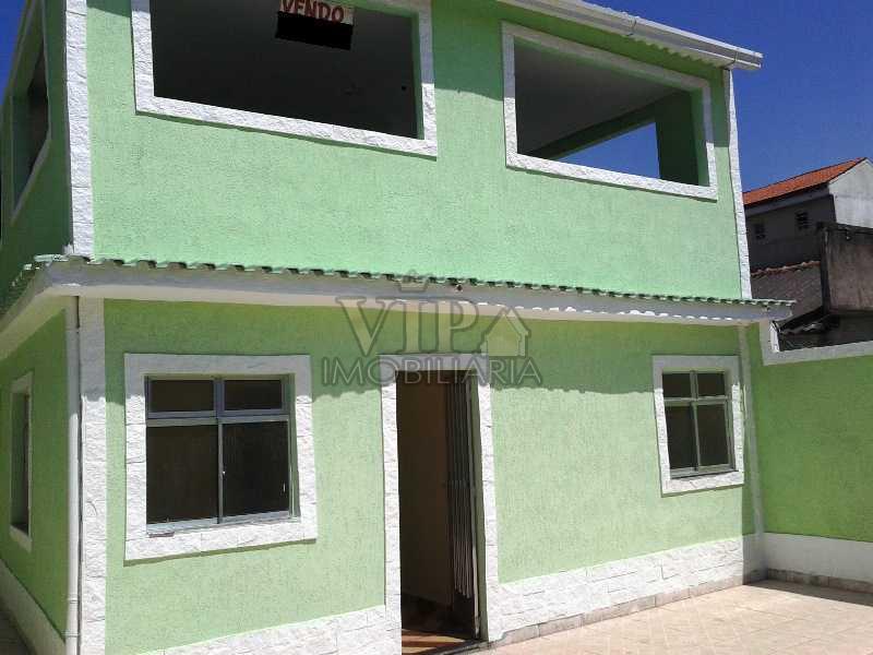 1 - Casa À VENDA, Campo Grande, Rio de Janeiro, RJ - CGCA30335 - 1