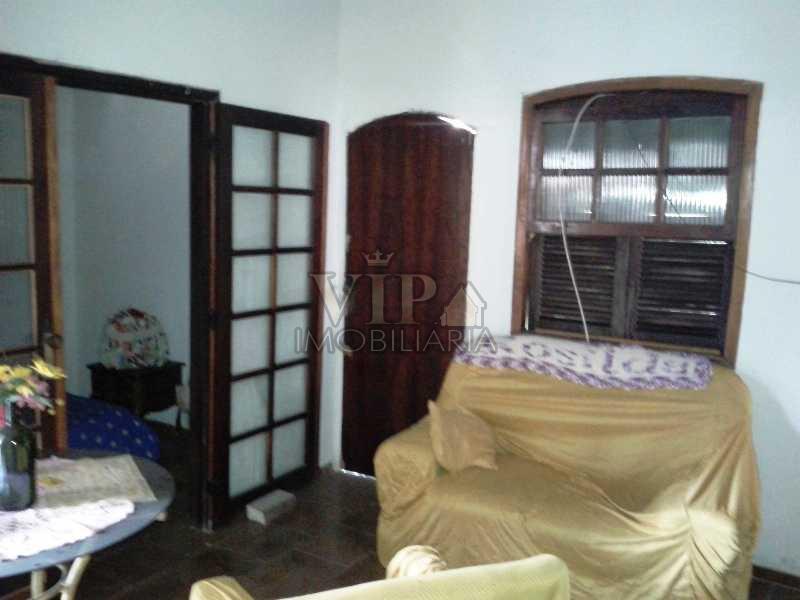 4 - Casa Campo Grande, Rio de Janeiro, RJ À Venda, 3 Quartos, 87m² - CGCA30339 - 5