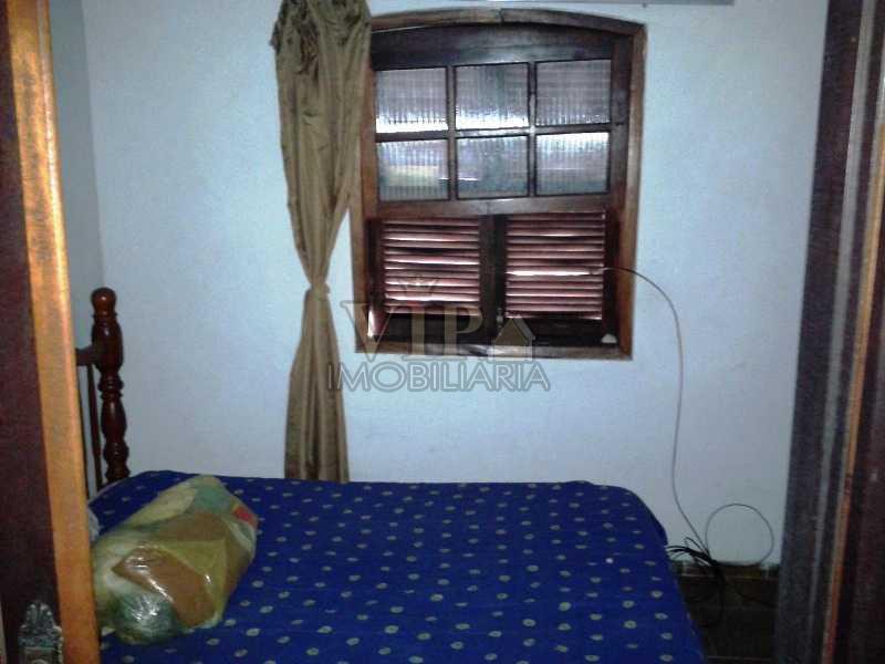 6 - Casa Campo Grande, Rio de Janeiro, RJ À Venda, 3 Quartos, 87m² - CGCA30339 - 7